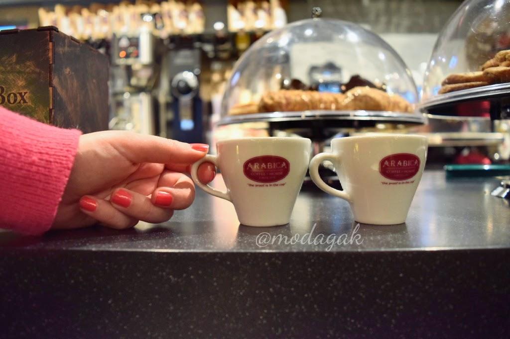 Arabica Coffee House Tepe Prime Ankara – Kanıt Bardağın İçinde Saklı