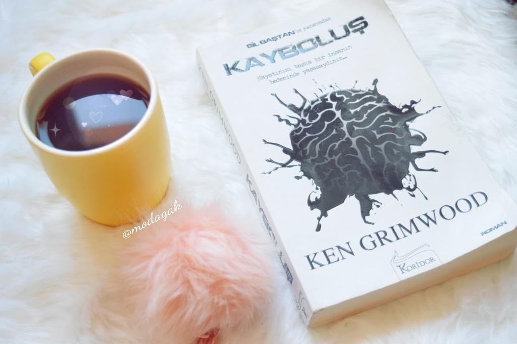 Ken Grimwood – Kayboluş Kitap Yorumu