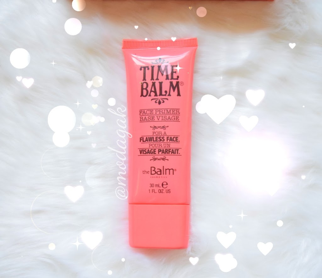 The Balm Time Balm Face Primer Base – Makyaj Bazı